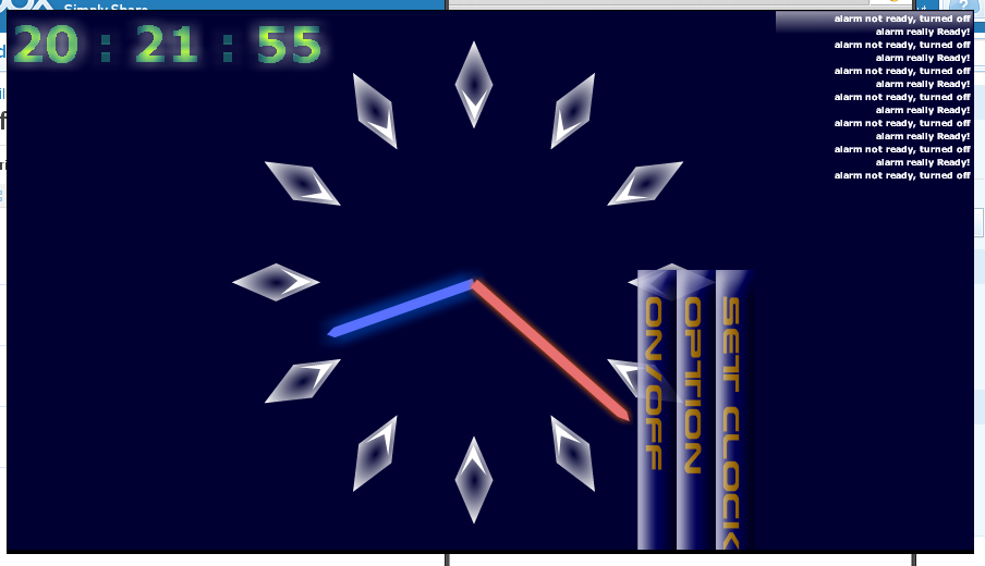 Alarm Clock Modern 0.3Beta